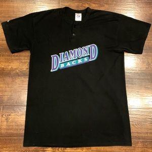 Vintage Arizona Diamondbacks MLB Jersey Shirt